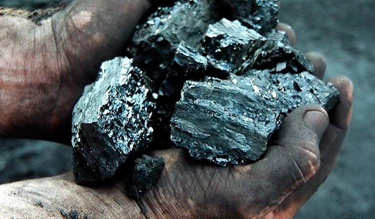 Золото в высокоуглеродном сырье